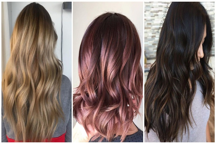 Hair Coloring and Hair Style