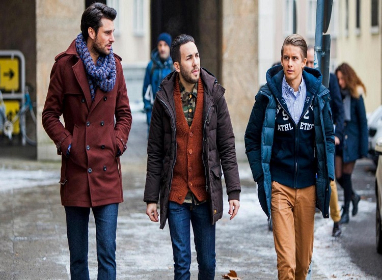 Men Fashion Tips For The Winter Season