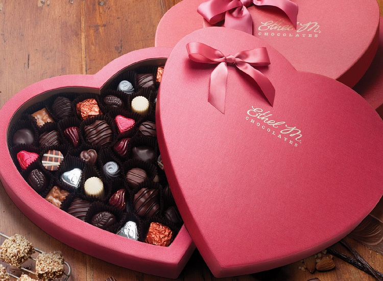 Chocolates As Gift Items