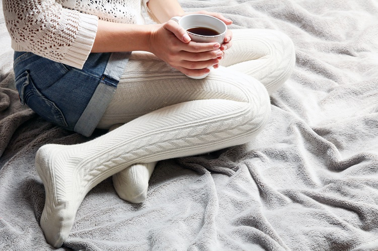 Where can get the best woolen stockings?